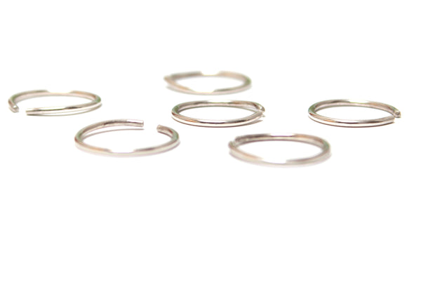 Sterling Silver Stacking Toe Ring | Body Jewelry