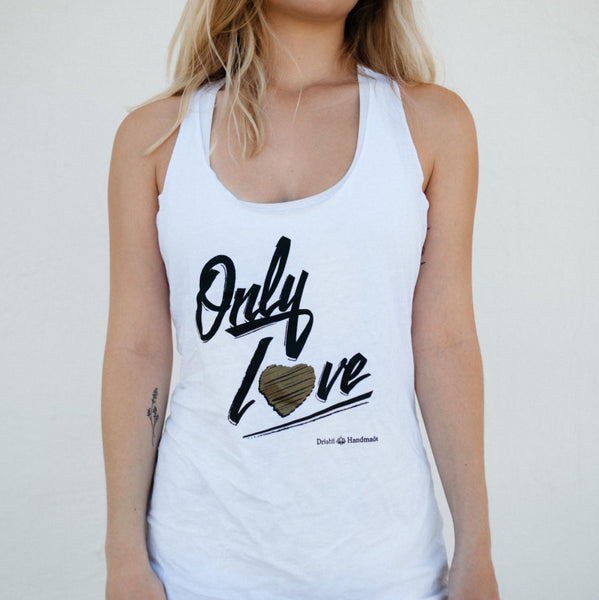 Yoga Tank Top | Only Love