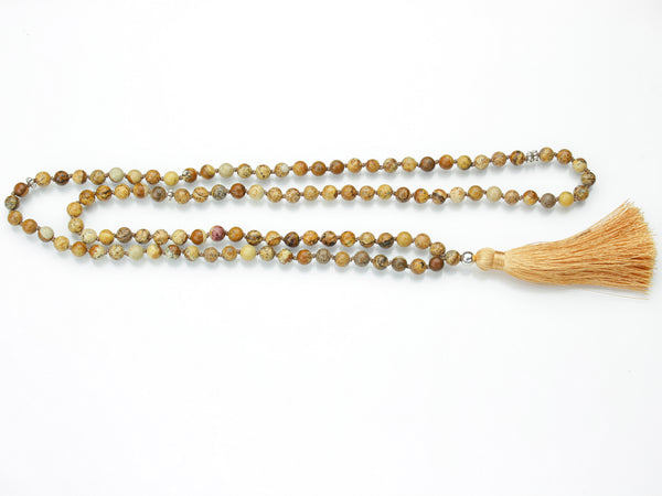 Jasper Mala | 108 Prayer Beads | Limited Run