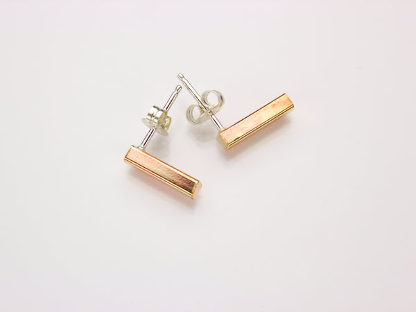 Minimal Bar Earring | BARE