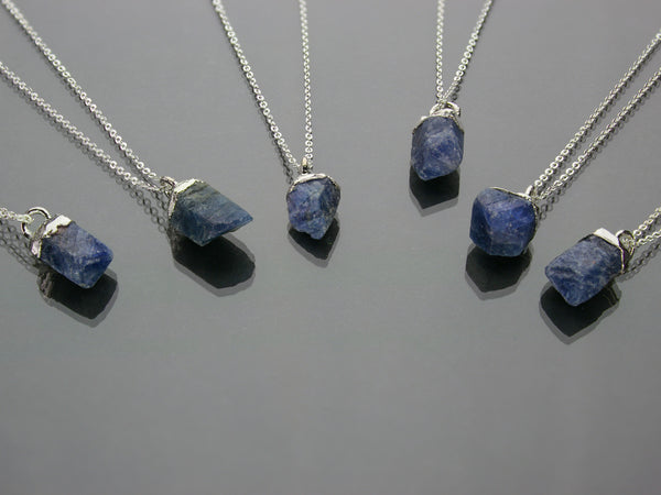 Sapphire Necklace | September Birthstone | Limited Run