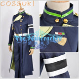 Seraph Of The End Vampire Reign Owari No Serafu Mito Jujo Mito Juujou Uniform Cosplay Costume - Geeks-ter