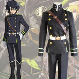 Seraph Of The End Yuichiro Hyakuya Cosplay Costume - Geeks-ter