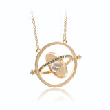 Harry Potter  Time Reversal Hourglass Necklace - Geeks-ter