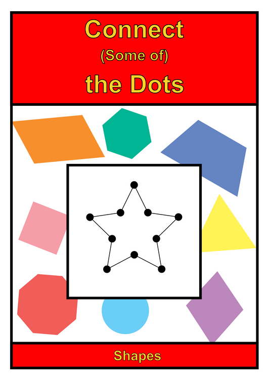 Connect (Some of) the Dots: Shapes