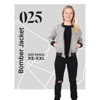 bomber jacket sewing pattern