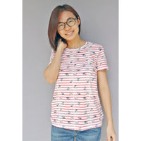 easy womens t-shirt pattern
