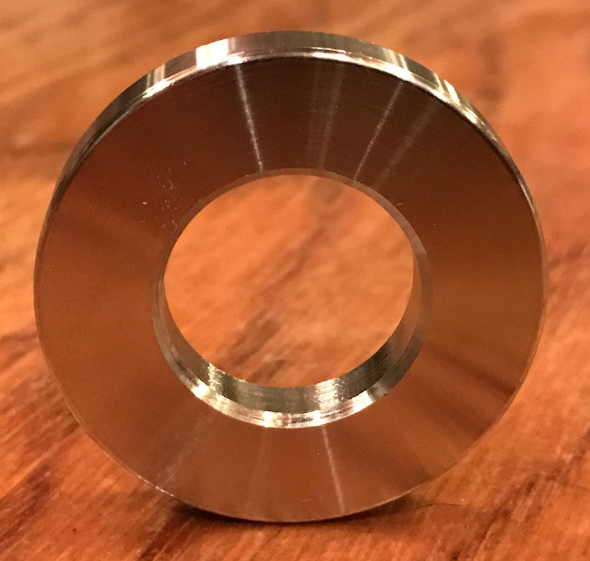 "3/4"" ID x 1 1/2"" OD x 1/4"" Extra Thick 316 Stainless Washers - extra thick stainless washer extsw.com"
