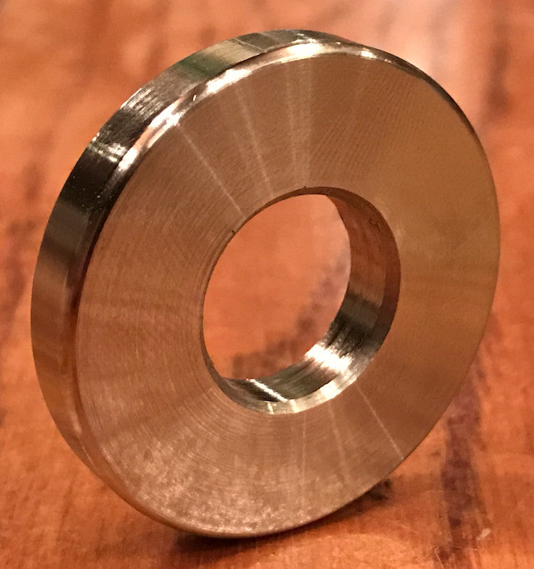"5/8"" ID x 1 1/2"" OD x 1/4"" Extra Thick 316 Stainless Washers - extra thick stainless washer extsw.com"