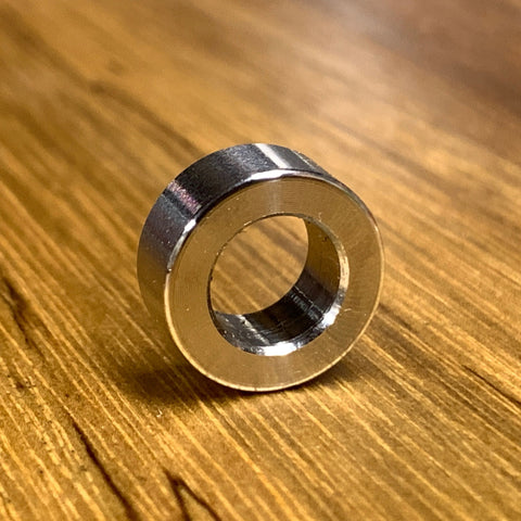 "Extsw 8.33 mm / 5/16"" ID x 14 mm OD x 6 mm Thick 316 Stainless Washer / FREE SHIPPING"