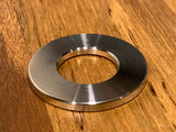 "extsw 3/4"" / .755 ID x 1 1/2"" OD x 1/8"" Thick 304 Shaft Spacers / FREE SHIPPING"