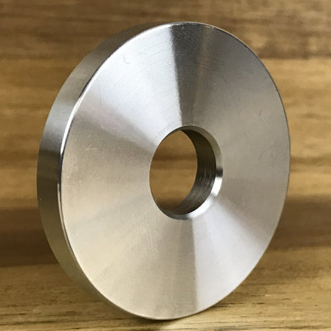 "1/2"" ID x 1 3/4"" OD x 1/4"" Thick 304 Stainless Washers"