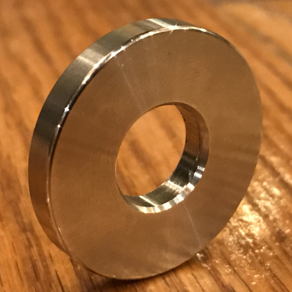 "Extsw 1/2"" ID x 1 1/4"" OD x 3/16"" Thick 316 Stainless Washer / FREE SHIPPING"