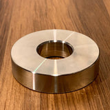 "EXTSW 5/8"" ID x 1 5/8"" OD x 3/8"" Thick 304 stainless Spacer / FREE SHIPPING"