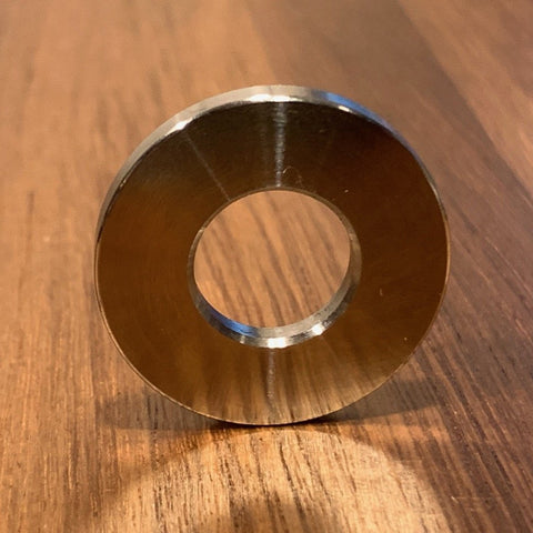 "Extsw 1.008"" ID x 1 5/8"" OD x 1/8"" thick 304 Stainless Shaft Washer"