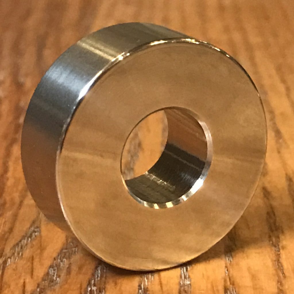 "extsw 1/2"" ID x 1 1/4"" OD x .469"" Thick 316 Stainless Washer / FREE SHIPPING"