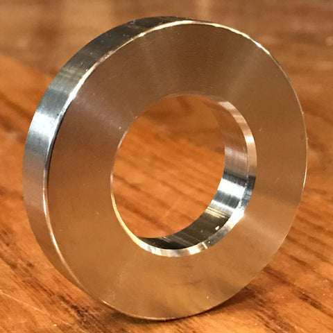 "extsw 1"" ID x 2"" OD x 3/8"" Thick 316 Stainless Washer / FREE SHIPPING"