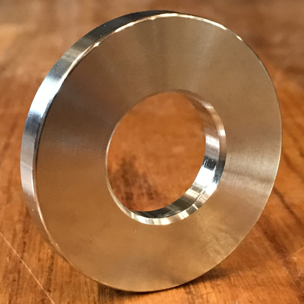 "extsw 7/8"" ID x 2"" OD x 1/4"" Thick 304 Stainless Washer / FREE SHIPPING"