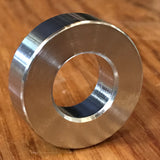 "Extsw 5/8"" ID x 1 1/4"" OD x 3/8"" Thick 316 Stainless Washer / FREE SHIPPING"