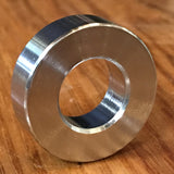 "extsw 5/8"" ID x 1 1/4"" OD x 3/8"" Thick 304 Stainless Washer / FREE SHIPPING"