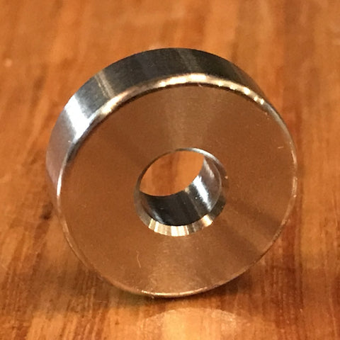 "EXTSW 1/4"" ID x 3/4"" OD x 1/4"" Thick 316 Stainless Washer / FREE SHIPPING"