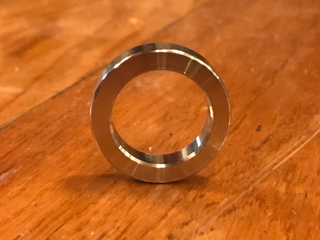 "extsw 3/4"" / .755"" ID x 1 1/8"" OD x 1/2"" Thick 316 Stainless Washer / FREE SHIPPING"