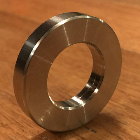Extsw 20 mm ID x 38 mm OD x 6.3 mm thick 316 Stainless Washer / FREE SHIPPING