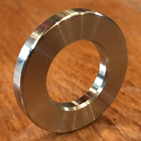 Extsw 20 mm ID x 38 mm OD x 4.7 mm thick 304 Stainless Washer / FREE SHIPPING