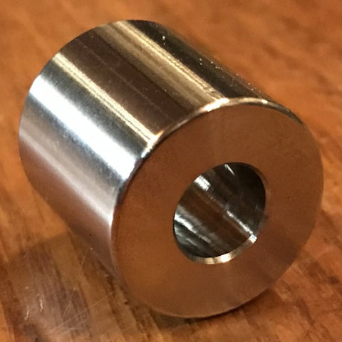 "5/16"" ID x 3/4"" OD x 3/4 inch long 304 Stainless Spacers"