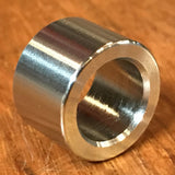 "1/2"" ID x 3/4"" OD x 1/2"" Thick 316 Stainless Spacers"