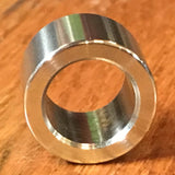 "Extsw 1/2"" ID x 3/4"" OD x 1/2 inch long 304 Stainless Spacer / Standoff FREE SHIPPING"