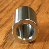 "extsw 3/8"" ID x 5/8"" OD x 7/8"" Thick 316 Stainless Spacer / Standoff FREE SHIPPING"