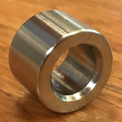 "7/16"" ID x 3/4"" OD x 1/2"" thick 304 Stainless Spacers"