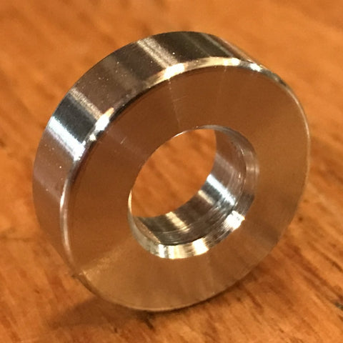 10 mm ID x 22 mm OD x 6 mm Thick 316 Stainless Washer
