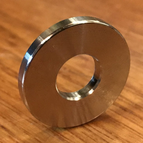 Extsw 10.16 mm ID x 25.1 mm OD x 3.2 mm Thick 304 Stainless Washer / FREE SHIPPING