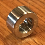 "(550 pc) Custom extsw 1/4"" ID x 1/2"" OD x 1/4"" thick 316 Stainless Washer / FREE SHIPPING"