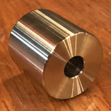 "extsw 5/16"" ID x 1"" OD x 1"" thick 316 Stainless Spacer / Standoff FREE SHIPPING"
