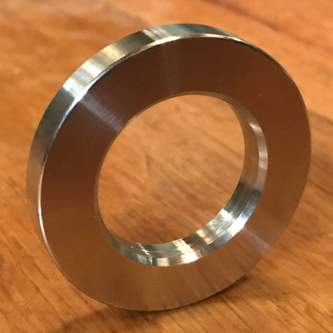 "1"" ID x 1 3/4"" OD x 1/4"" thick 316 stainless washer"