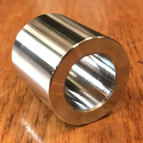 "3/4"" ID stainless spacer"
