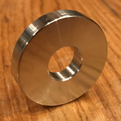 "Extsw 1/2"" ID x 1 3/8"" OD x 1/8"" Thick 316 Stainless Washer / FREE SHIPPING"
