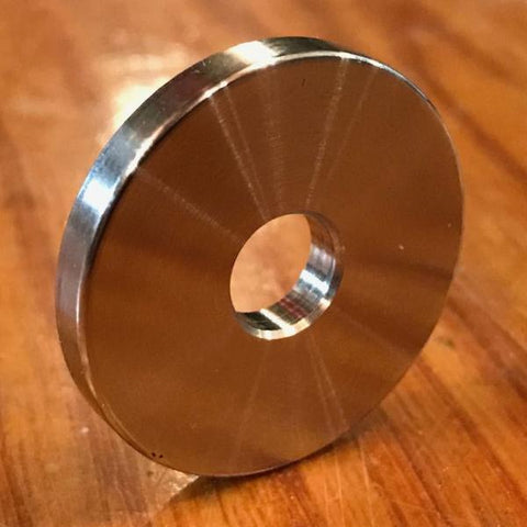 Extsw 8.33 mm ID x 30 mm OD x 4 mm Thick 316 Stainless Washer / FREE SHIPPING