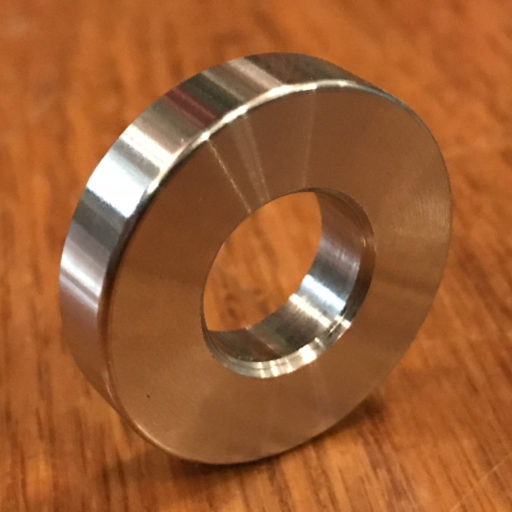 "extsw 1/2"" ID x 1 1/8"" OD x 1/4"" thick 304 stainless washer"