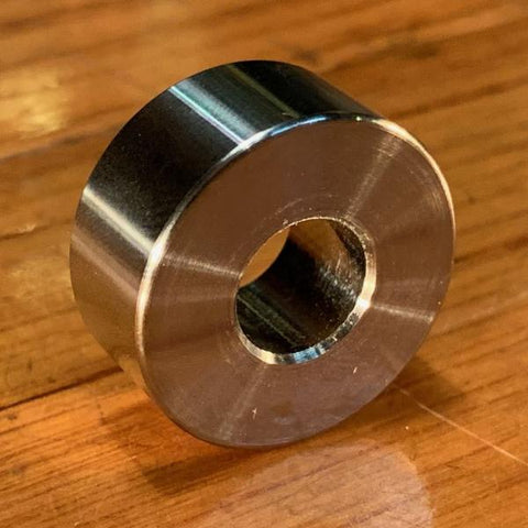 Extsw 10.16 mm ID x 25.1 mm OD x 11.12 mm Thick 316 Stainless Spacer/ FREE SHIPPING