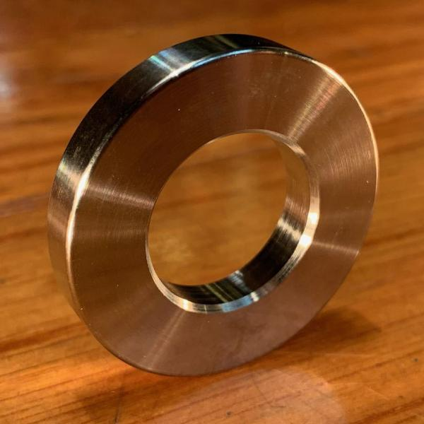 "extsw 3/4"" / .783 ID x 1 1/2"" OD x 1/4"" Thick 316 stainless washer / FREE SHIPPING"