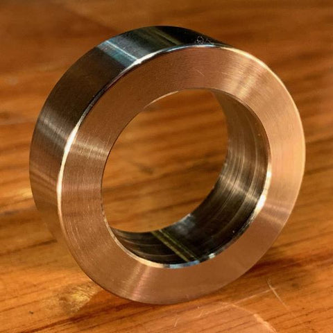 "1"" ID stainless spacer"