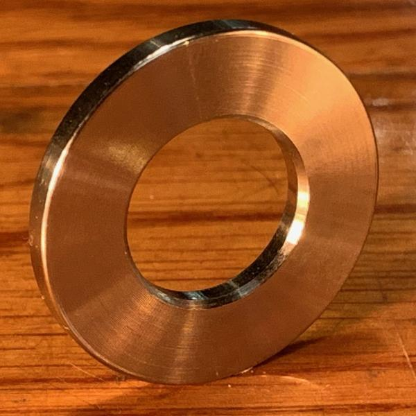 "Extsw 5/8"" ID x 1 1/4"" OD x 1/8"" Thick 316 Stainless Washer / FREE SHIPPING"