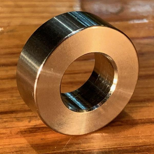 "Extsw 1/2"" ID x 1"" OD x 3/8"" Thick 304 Stainless Spacer / FREE SHIPPING"