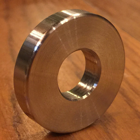 "1/2"" ID x 1 1/4"" OD x 1/4"" Extra Thick 316 Stainless Washers - extra thick stainless washer extsw.com - 1"