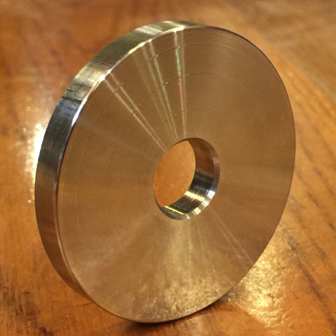 "1/2"" ID x 2"" OD x 1/4"" Extra Thick 304 Stainless Washers - extra thick stainless washer extsw.com - 1"
