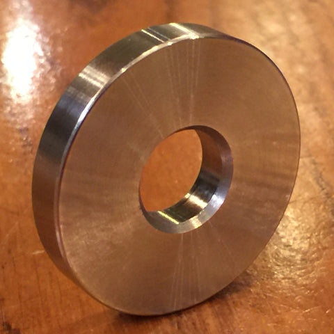 "1/2"" ID x 1 1/2"" OD x 1/4"" Extra Thick 316 Stainless Washer - extra thick stainless washer extsw.com - 1"